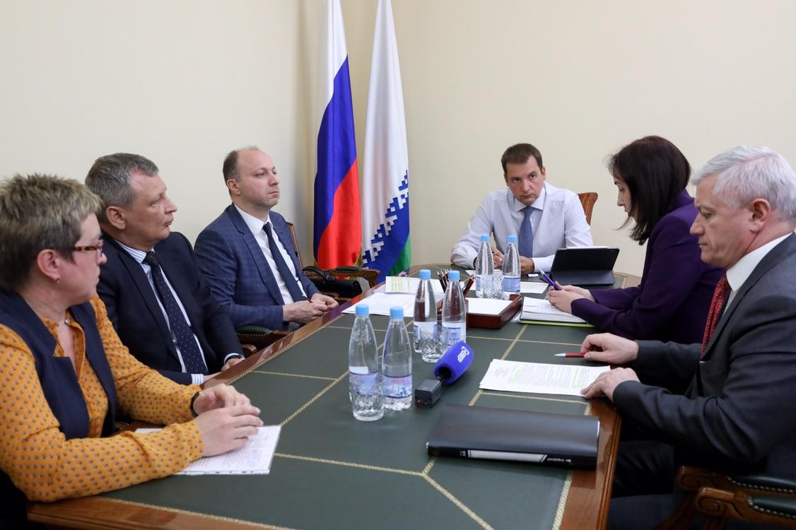 А.Цыбульский провел совещание по вопросам капремонта и строительства объектов на селе