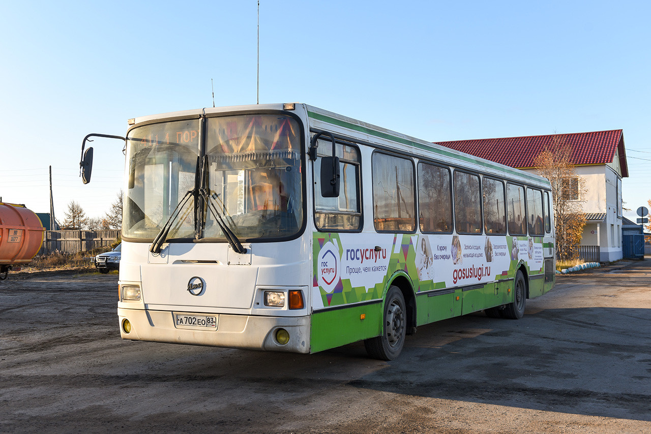 Автобусы в Нарьян-Маре переходят на новое расписание