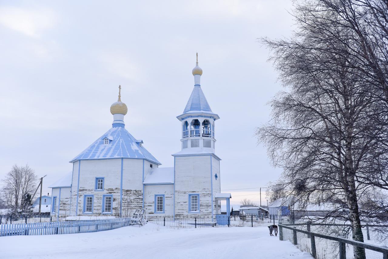 Село благовещенское архангельской области фото